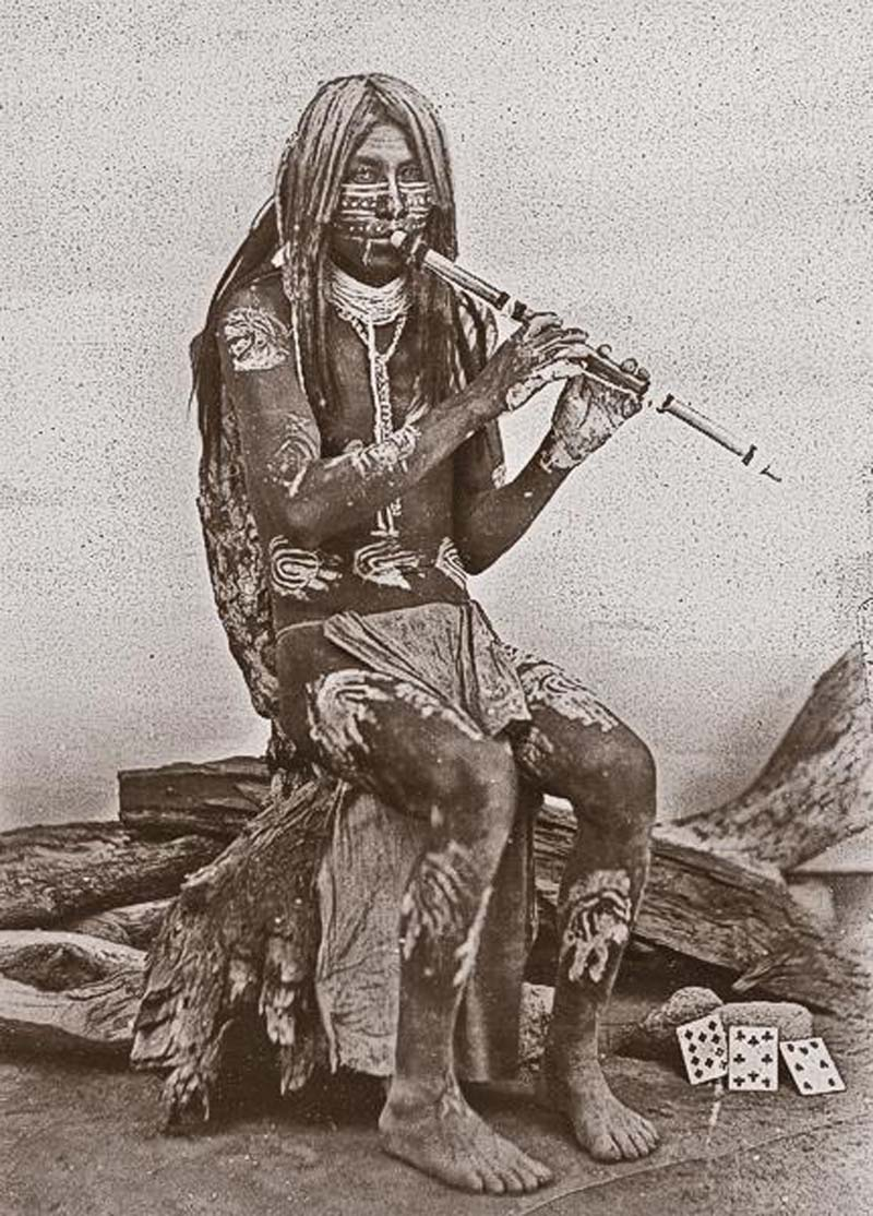 The Native American Story Part 2 Ronnie Lee Rocks